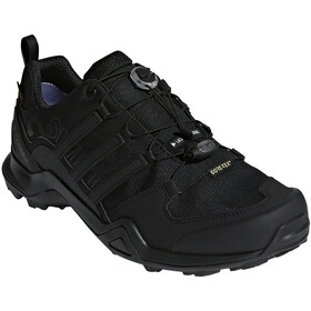 adidas TERREX Swift R2 Gore-Tex Hiking Shoes Waterproof Men, core black/core black/core black